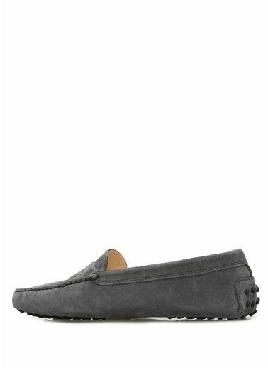 Tod's Ayakkabı Antrasit